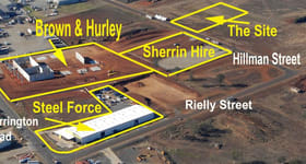 Factory, Warehouse & Industrial commercial property sold at 12 Hillman Street Torrington QLD 4350