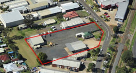Factory, Warehouse & Industrial commercial property sold at 49A & 51 Stephen Street Toowoomba City QLD 4350
