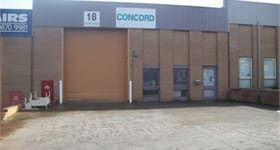 Factory, Warehouse & Industrial commercial property sold at 18 Elliot Place Ringwood VIC 3134