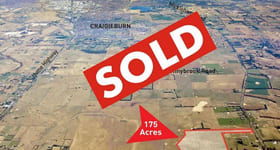 Development / Land commercial property sold at 300 Old Sydney Road Mickleham VIC 3064