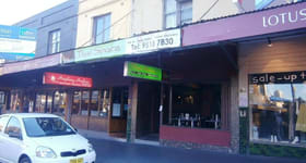 Shop & Retail commercial property sold at Glebe NSW 2037