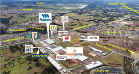Development / Land commercial property sold at Lot 403 Central Hills Business Park Gregory Hills NSW 2557