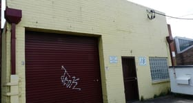 Factory, Warehouse & Industrial commercial property sold at 18 Cadogan St Marrickville NSW 2204