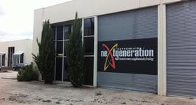 Factory, Warehouse & Industrial commercial property sold at 18/7 Dunstans Court Thomastown VIC 3074