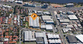 Showrooms / Bulky Goods commercial property sold at Cnr Cleaver Tce & Belmont Ave Rivervale WA 6103