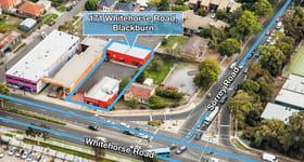 Development / Land commercial property sold at 171 Whitehorse Road Blackburn VIC 3130
