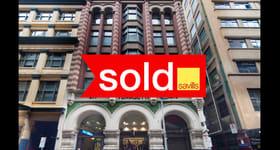 Shop & Retail commercial property sold at 277-279 Flinders Lane Melbourne VIC 3000