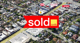 Development / Land commercial property sold at 674 Centre Road Bentleigh East VIC 3165