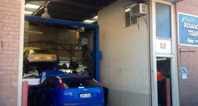 Factory, Warehouse & Industrial commercial property sold at 12/11 Romford Road Kings Park NSW 2148
