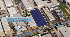 Factory, Warehouse & Industrial commercial property sold at 32 Industrial Avenue Hoppers Crossing VIC 3029