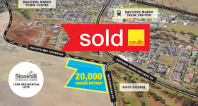 Development / Land commercial property sold at 10 McCormacks Road Maddingley VIC 3340