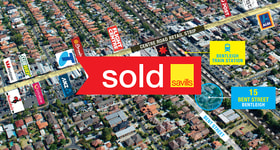Development / Land commercial property sold at 15 Bent Street Bentleigh VIC 3204