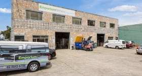 Factory, Warehouse & Industrial commercial property sold at 1 Melissa Street Auburn NSW 2144