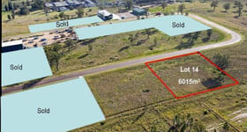 Factory, Warehouse & Industrial commercial property sold at Lot 14,43- Enterprise Crescent Muswellbrook NSW 2333