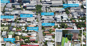 Development / Land commercial property sold at 109 James Street New Farm QLD 4005