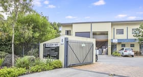 Factory, Warehouse & Industrial commercial property sold at 1&2/9 Meadow Way Botany NSW 2019