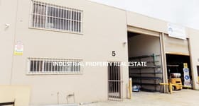 Showrooms / Bulky Goods commercial property sold at Wetherill Park NSW 2164