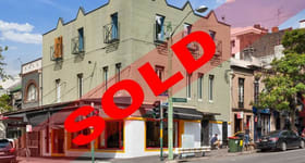 Shop & Retail commercial property sold at 247 Victoria Street Darlinghurst NSW 2010