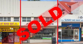 Shop & Retail commercial property sold at shop 7, 730 New South Head Road Rose Bay NSW 2029