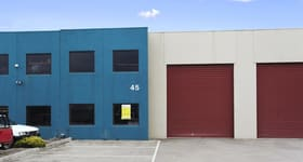 Factory, Warehouse & Industrial commercial property sold at 45/266 Osborne Avenue Clayton South VIC 3169