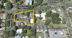 Development / Land commercial property sold at 2 Margaret Street East Toowoomba QLD 4350
