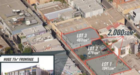 Development / Land commercial property sold at 2-12 Gwynne Street Richmond VIC 3121