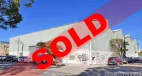 Factory, Warehouse & Industrial commercial property sold at 27-39 Cadogan Street Marrickville NSW 2204