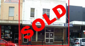 Offices commercial property sold at 442 Parramatta Road Petersham NSW 2049