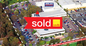 Offices commercial property sold at 31-47 Joseph Street Blackburn North VIC 3130