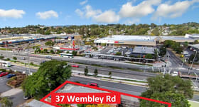 Offices commercial property sold at 37 Wembley Rd Logan Central QLD 4114