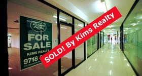 Offices commercial property sold at 22/94 Beamish St Campsie NSW 2194