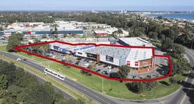 Factory, Warehouse & Industrial commercial property sold at 327 Mandurah Terrace Mandurah WA 6210