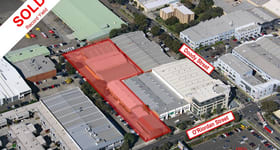 Factory, Warehouse & Industrial commercial property sold at 62-64 O'Riordan Street Alexandria NSW 2015