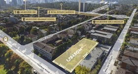 Development / Land commercial property sold at 146 Toorak Road West South Yarra VIC 3141