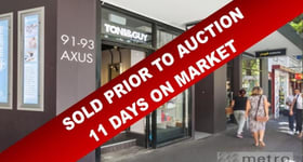 Shop & Retail commercial property sold at Lot 37/91-93 Macleay Street Potts Point NSW 2011