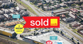 Retail commercial property sold at 2 David Drive Sunshine West VIC 3020