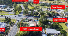 Shop & Retail commercial property sold at 2659 Logan Road Eight Mile Plains QLD 4113