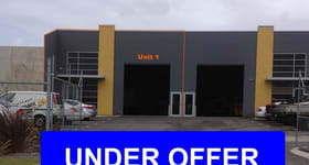Factory, Warehouse & Industrial commercial property sold at 1/14 Fallon Road Landsdale WA 6065