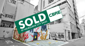 Industrial / Warehouse commercial property sold at 22-24 Bennetts Lane Melbourne VIC 3000