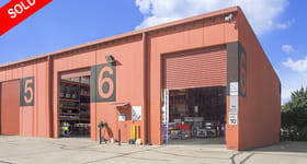 Factory, Warehouse & Industrial commercial property sold at Unit 6/1 Military Road Matraville NSW 2036