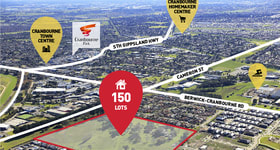 Factory, Warehouse & Industrial commercial property sold at 40 Cameron Street Cranbourne VIC 3977
