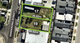 Development / Land commercial property sold at 17 & 19 Dandenong Street Dandenong VIC 3175