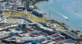 Development / Land commercial property sold at 105-109 Commercial Road Teneriffe QLD 4005