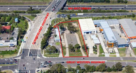 Development / Land commercial property sold at 395-399 Great Western Highway Greystanes NSW 2145