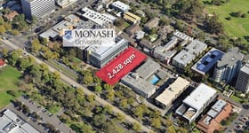 Development / Land commercial property sold at 407-417 Royal Parade Parkville VIC 3052