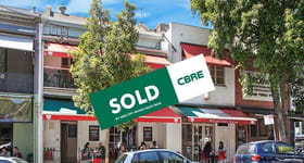 Shop & Retail commercial property sold at 72-74 Stanley Street Darlinghurst NSW 2010