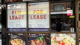 Shop & Retail commercial property for lease at Shop 1/241 Liverpool Road Ashfield NSW 2131