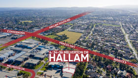 Shop & Retail commercial property for lease at 4/34-36 Melverton Drive Hallam VIC 3803