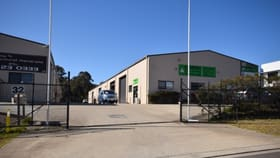 Factory, Warehouse & Industrial commercial property for lease at 6/32 Cumberland avenue South Nowra NSW 2541