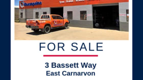 Offices commercial property for sale at 3 Bassett Way East Carnarvon WA 6701